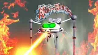 Jeff Wayne's War of the Worlds Fighting Machine Level