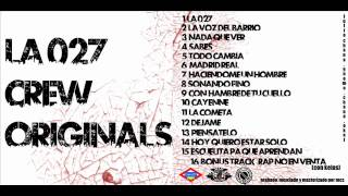 06. 027 Crew - Madrid real