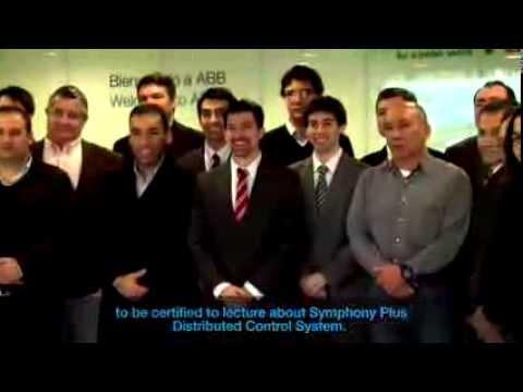 Expert Technology Event on Symphony Plus de ABB University en Chile