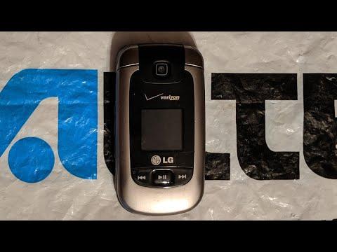 Verizon Wireless LG VX8370