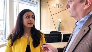 Trond Markussen og Hadia Tajik om kompetansereform for arbeidslivet