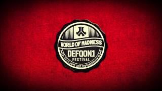 Adaro ft. Danny Scandal @ Defqon.1 2012 (Liveset) (HD)
