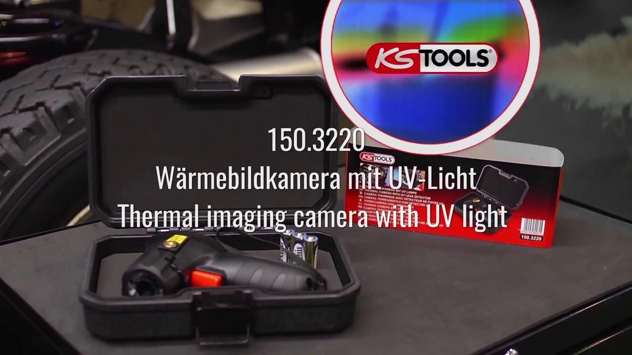 KS TOOLS 3D Werkstattwagen-Logo