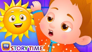 Waking Up Early - ChuChuTV Storytime Good Habits Bedtime Stories for Kids