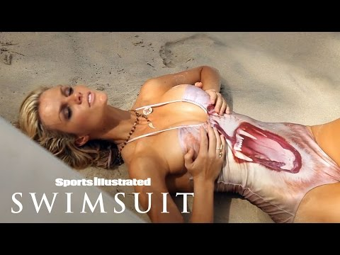 Brooklyn Decker Goes Wild, Takes A Bite Out Of Hawaii | Outtakes | Sports Illustrated Swimsuit