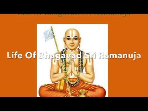 Life of Bhagavad Sri Ramanujacharya and Statue of Equality