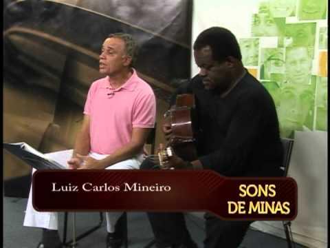 Sons de Minas na TVCBH: Luiz Carlos Mineiro e o violonista Nilson Barbosa 0509
