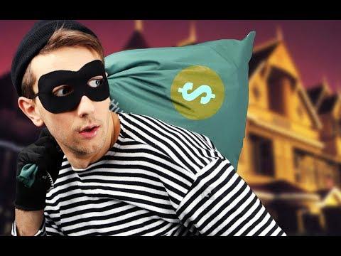 Sneak Thief | TAJNI PROLAZ!!! (MANSION HEIST)