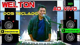 @WELTON DOS TECLADOS OFICIAL LIVE 70 Carpinteiro (cover)ao vivo banda de forró ao vivo só música