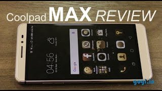 Coolpad Max full review - Max everything including price