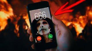 ТОП 5 Страшных Звонков на Номер 666 / Звонок в Ад / потусторонние