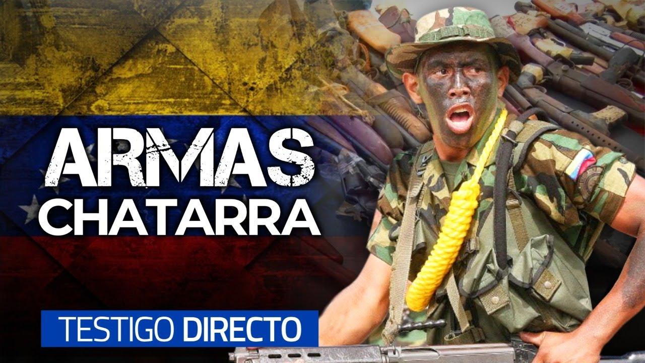 ARMAS DE MILITARES venezolanos: pura basura rusa - Testigo Directo