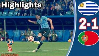 Download lagu Uruguay vs Portugal 2 - 1 | Highlights & Goals Piala Dunia 2018