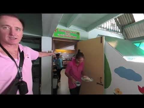 Christmas at the Foundation Slum Child Care Bangkok
