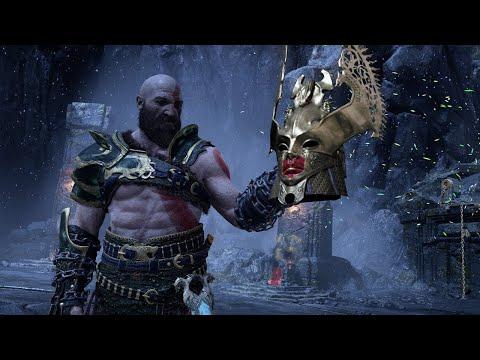 Кратос против Сигрун