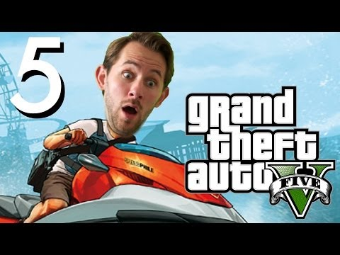 I SEE YOU HOME! | Grand Theft Auto V [Part 5]