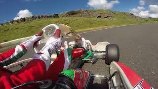 Rowrah (CKRC) in a Junior Rotax (10/5/2019) - Will Egby Racing