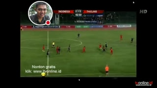 Full Match AFF Final U22 : Indonesia Vs Thailand
