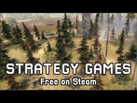 BEST 6 Free Real Time Strategy Games on Steam