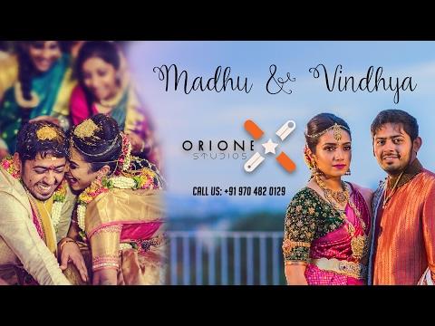 Best Wedding Video Ever! By Orionex Studios #Madhu+Vindhya #Mehendi#Haldi#Sangeeth