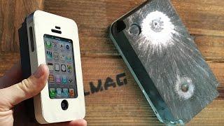 Bulletproof iPhone Case?