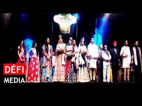 Mr and Miss India Worldwide Mauritius : Oudish Balkissoon et Sanjeda Rumajogee couronnés