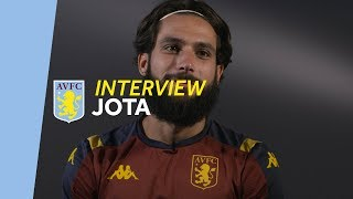 Jota: Settling in, Dean Smith, playing in the Prem and Wesley