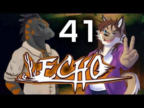 SECRET GAY ORGY BAR [Flynn] | Echo #41