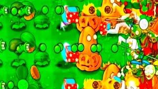Игра - Растения Против Зомби - смотреть прохождение от Flavios #36