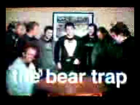 Jackass bear trap
