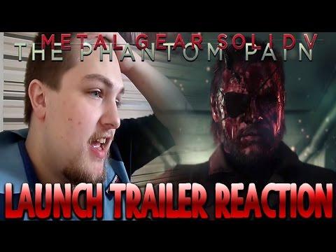 Download Metal Gear Solid 5: Launch Trailer Reaction