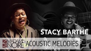Stacy Barthe Performs 'Flawed Beautiful Creatures'   MadameNoire