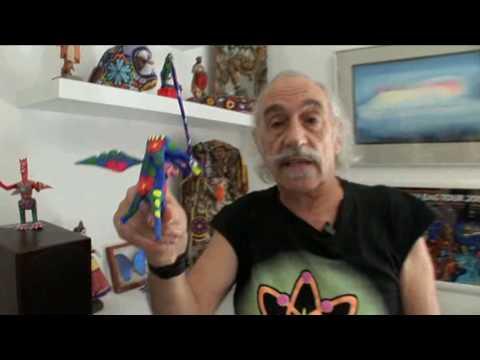 Shpongle Raja Ram S Psychedelic Toys Youtube