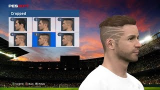 pES 2017 - Create Player  Become a Legend (PC HD) 1080p60FPS
