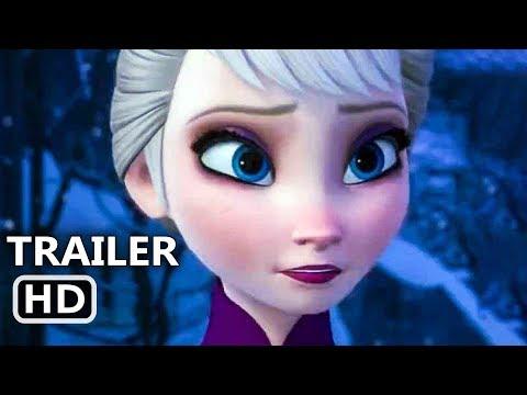"""KINGDOM HEARTS 3 """"Frozen"""" Trailer (E3 2018)"""