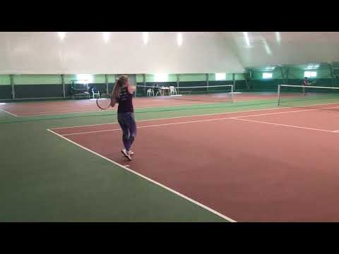 Tennis lessons in Moscow...you're welcome
