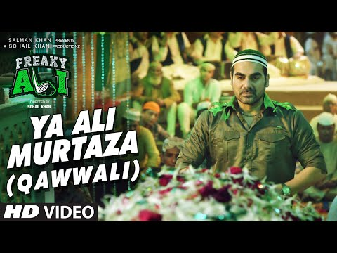 YA ALI MURTAZA (QAWWALI)Video Song | FREAKY ALI | Nawazuddin Siddiqui, Amy Jackson, Arbaaz Khan