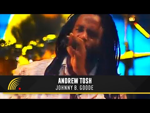 Andrew Tosh - Johnny B. Goode - Tributo a Peter Tosh