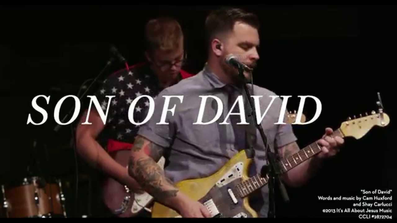 Dustin Kensrue - Son of David #1