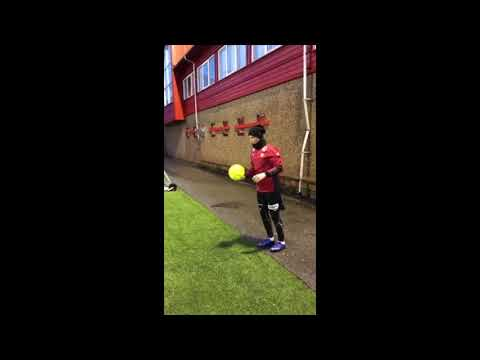 Innkast I Fotball