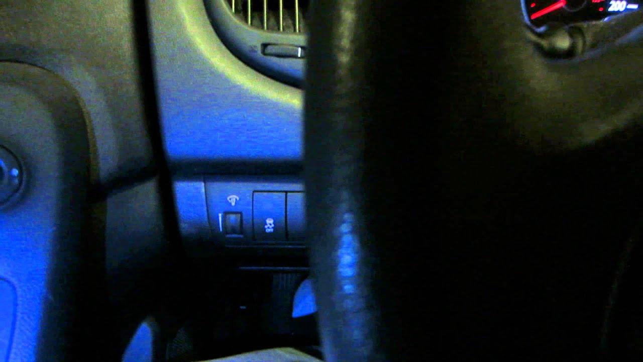 kia forte ptco mod persistant traction control off  [ 1280 x 720 Pixel ]