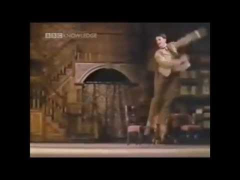 Anthony Dowell - Troyte Griffith Solo from 'Enigma Variations' (Filmed 1970)
