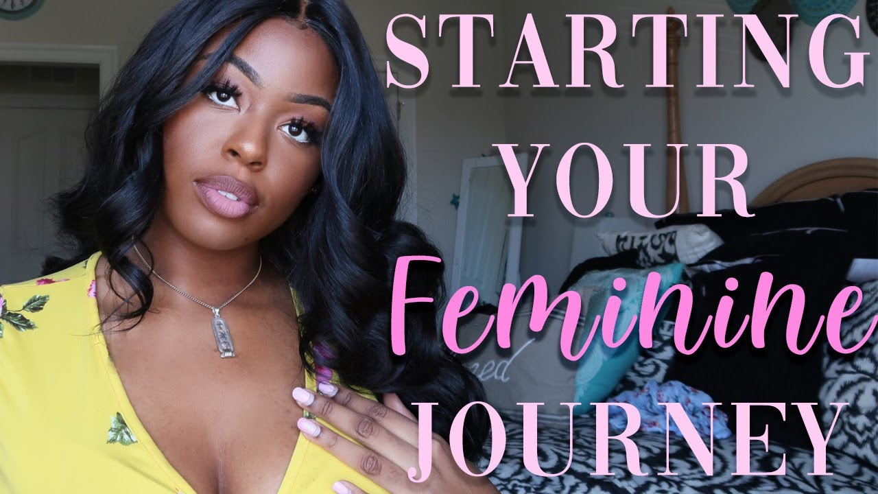 HOW TO START YOUR FEMININE JOURNEY 2020|| GROWING MY FEMININE ENERGY FOR YOUNG WOMAN| Lexsa Marie