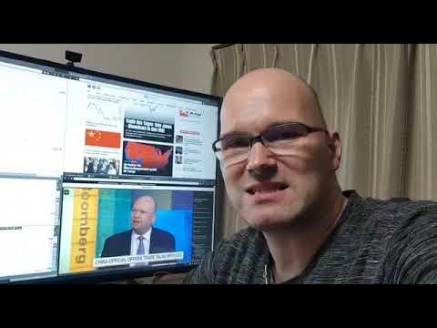 Rüdiger Born: Warten auf US-Wahlen, und ein genauer Blick auf den Euro