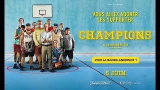 Bande annonce Champions