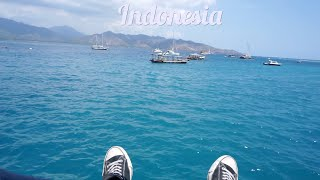 Americans travel to Indonesia part 2