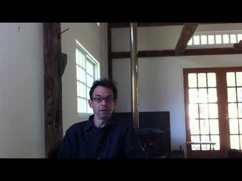 Brad Kessler on Shamim Hedayati