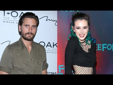 Scott Disick Takes Bella Thorne On A Date?