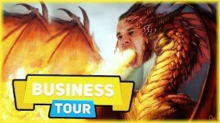 CIEKAWSKI SMOK DOBRODZIEJ | Business Tour [#66] (W: Kubson, Dobrodziej, Diabeuu) | BLADII