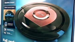 philips smart pro fc8776 robotic vacuum cleaner unboxing
